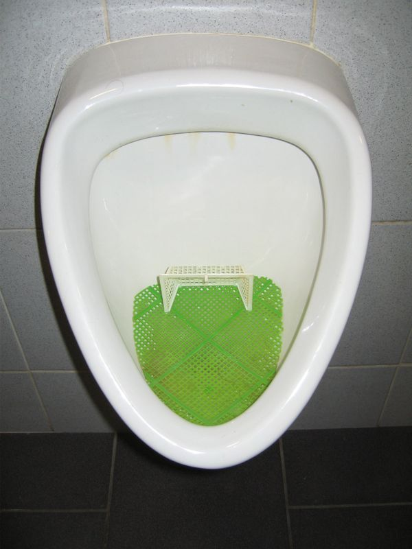 """For a tidy $53.99, the <a href=""""http://www.theweee.com/products/soccer-the-weee"""" target=""""_blank"""">""""Weee Soccer"""" urinal set</a>"""