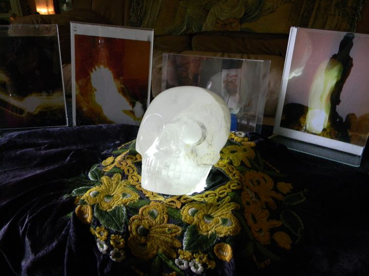 Texas Woman JoAnn Parks Talks To Crystal Skull (And Sometimes, She