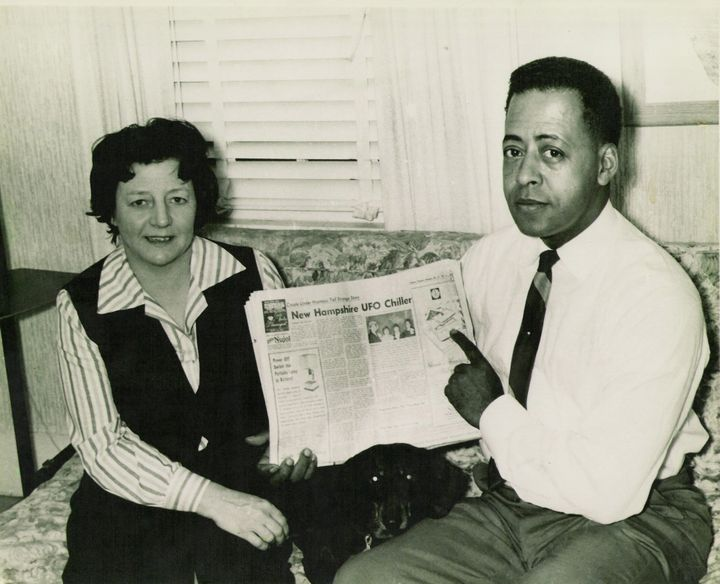 Betty And Barney Hill's Alien Abduction: New Film To Detail