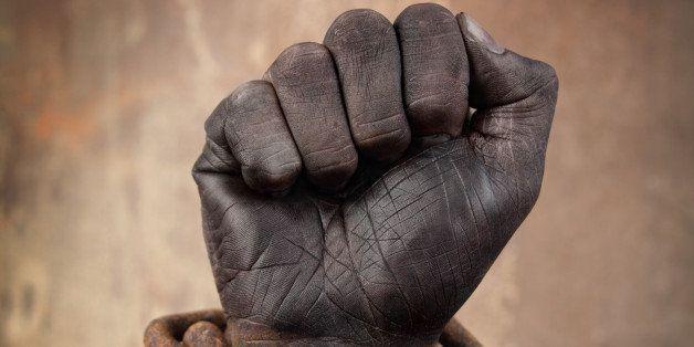 Dark Hand in Heavy Chains