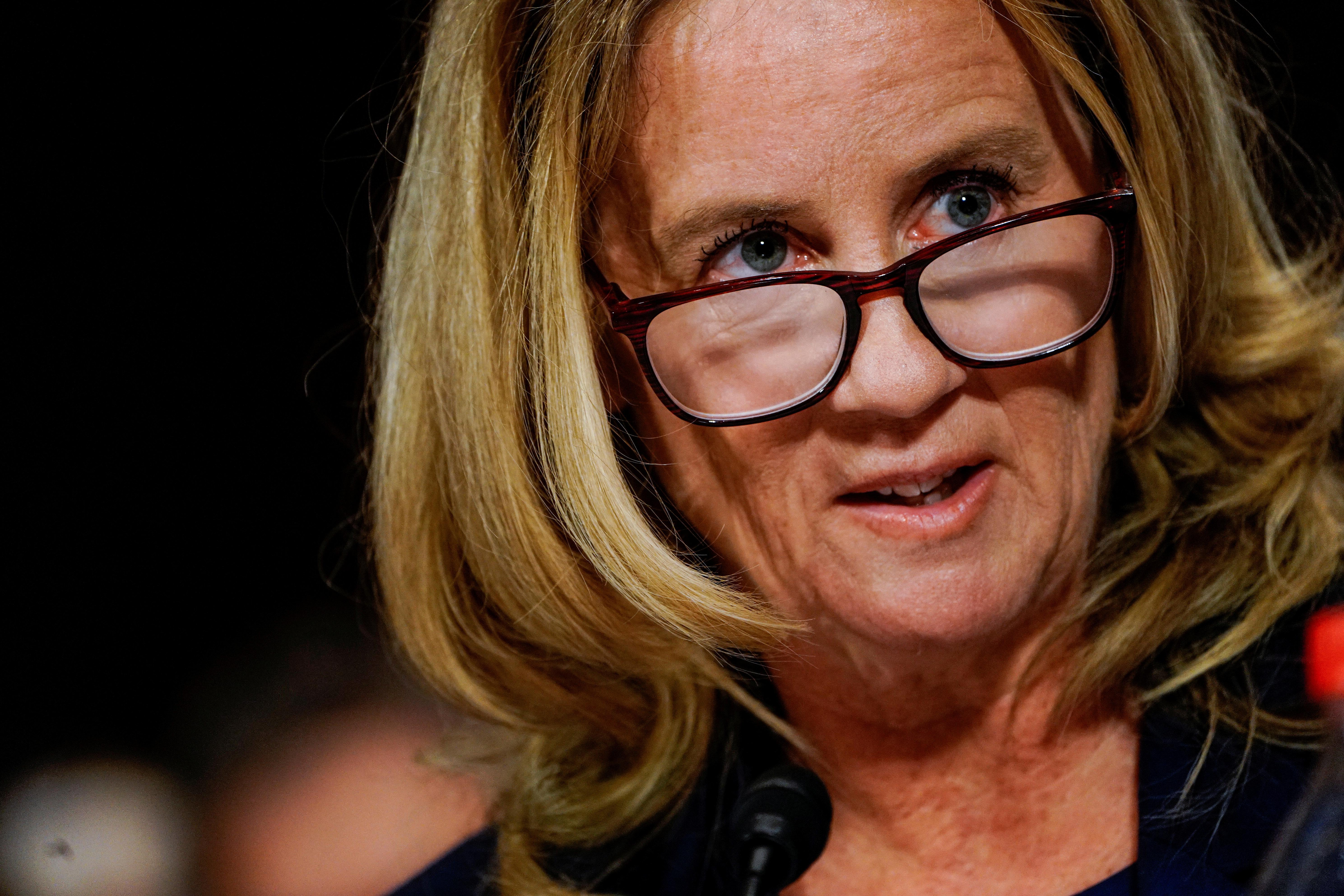 美 대법관 후보의 성폭행 시도를 폭로한 여성의 증언을 담은 강력한