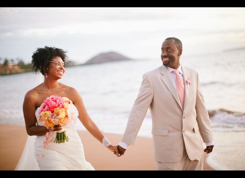 Jocelyn J. Delk and Frederick L. Adams were married on October 28, 2011.  The bride, 30, is an event producer and the bride
