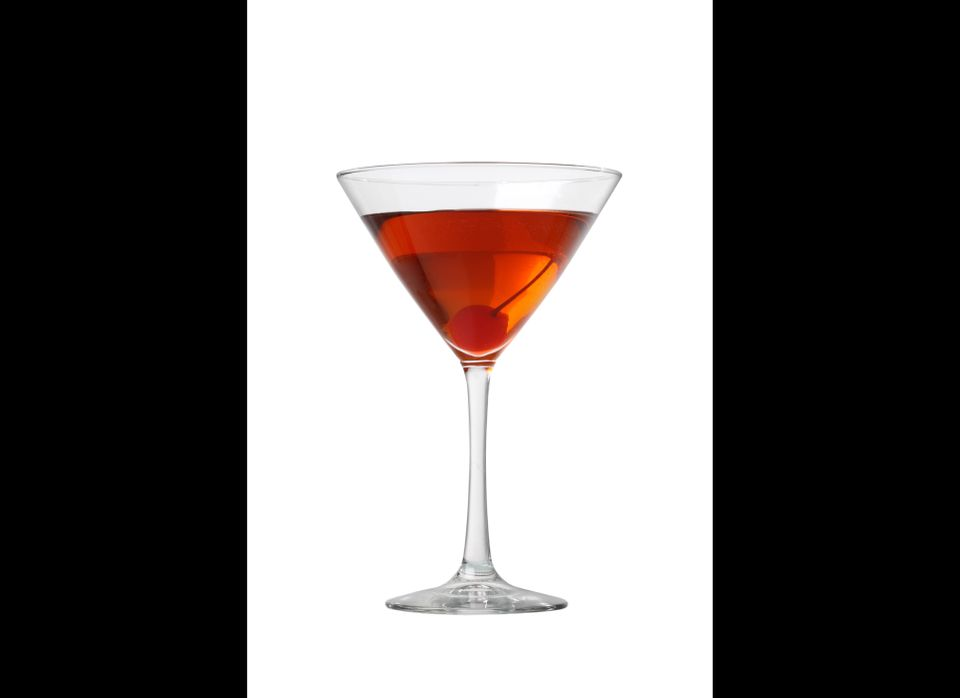 """""""The Manhattan's a great cocktail to play around with because it's a very basic formula that you can build off of and get rea"""
