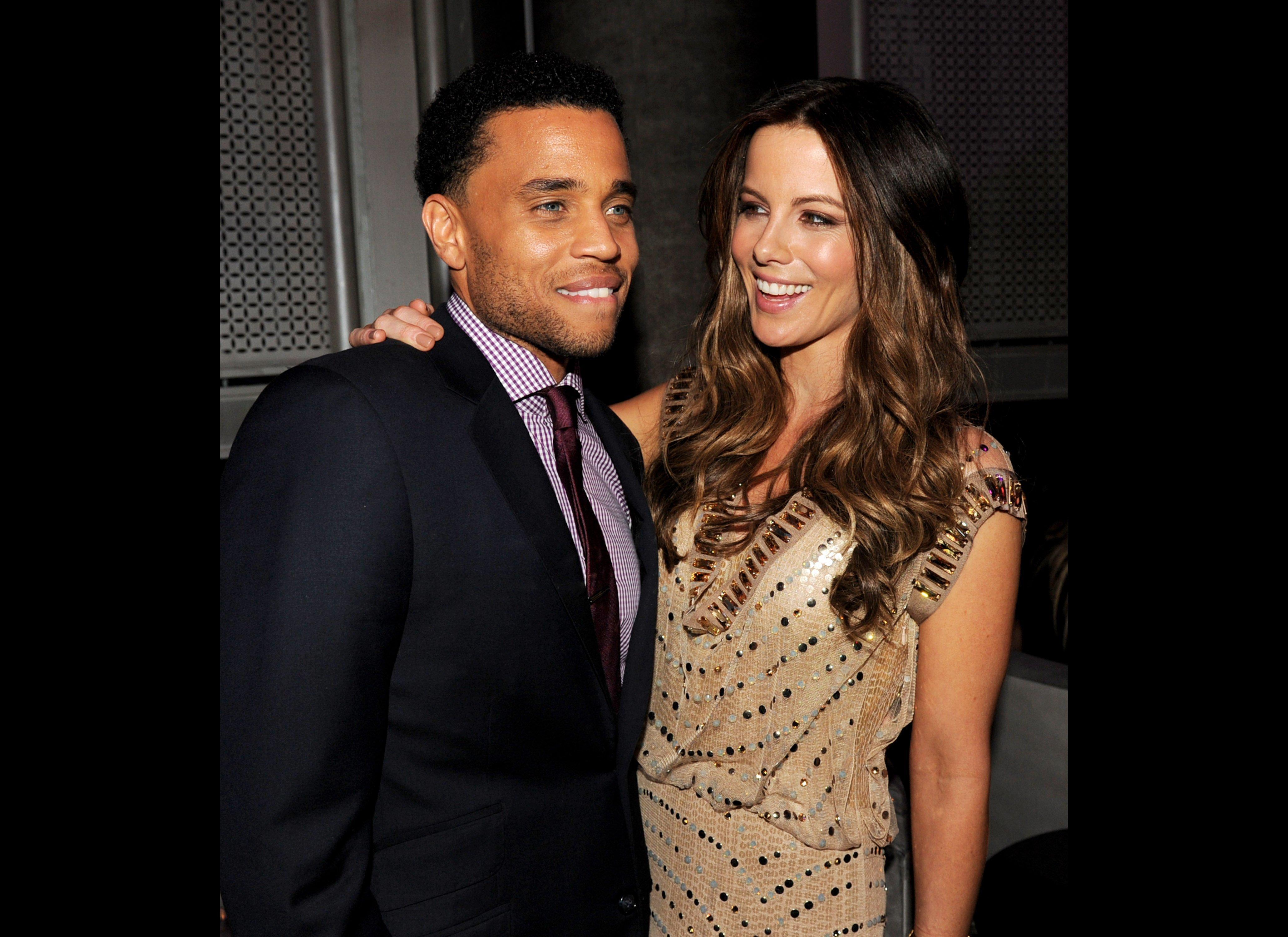 Lauren en Dominic dating