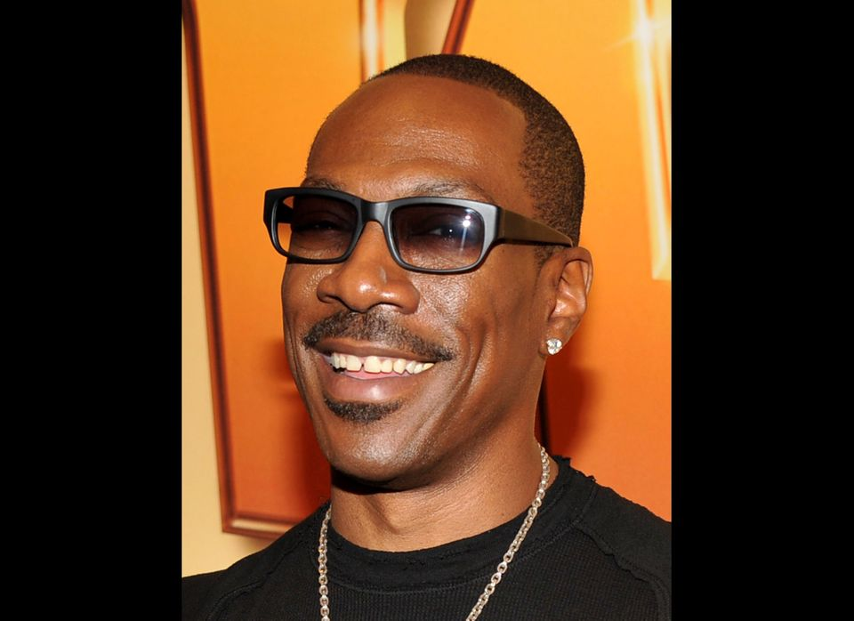 Eddie Murphy attends the world premiere of 'Tower Heist' at the Ziegfeld Theatre in New York City.