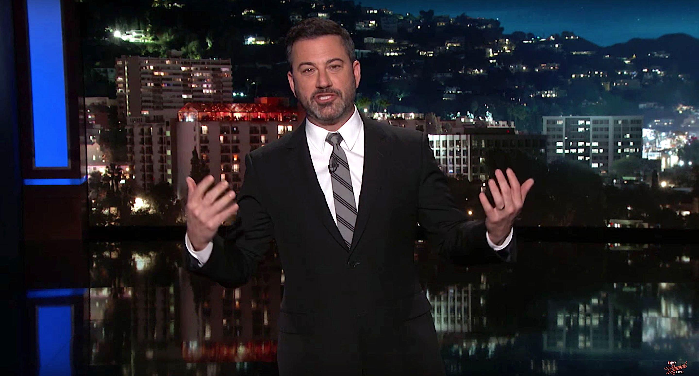 Jimmy Kimmel responds to Donald Trump Jrs tweet