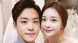 서주원과 김민영이 '혼전 임신설'을