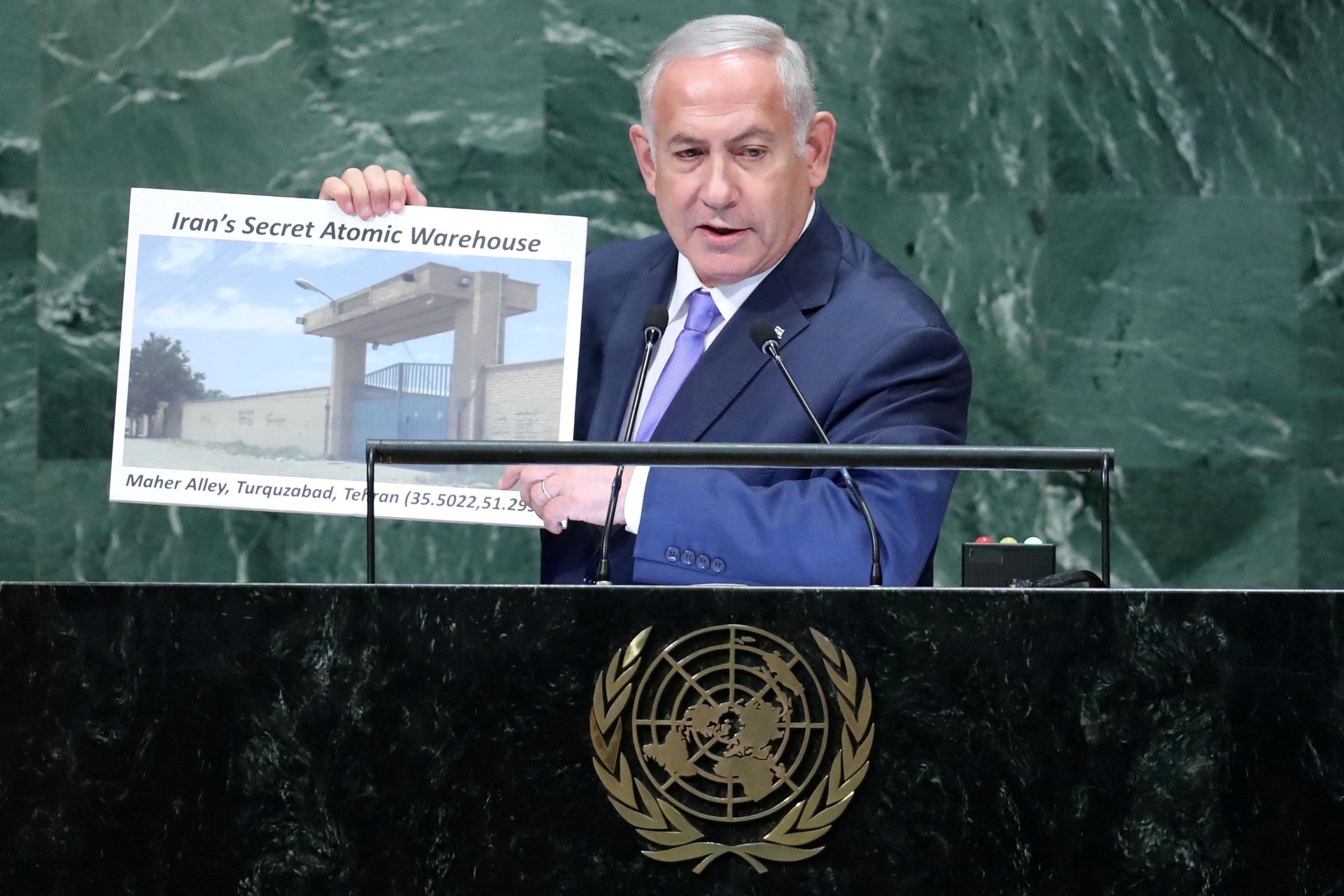 «Πυρηνική» κόντρα Ισραήλ- Ιράν: Κατηγορίες Νετανιάχου για απόκρυψη πυρηνικού