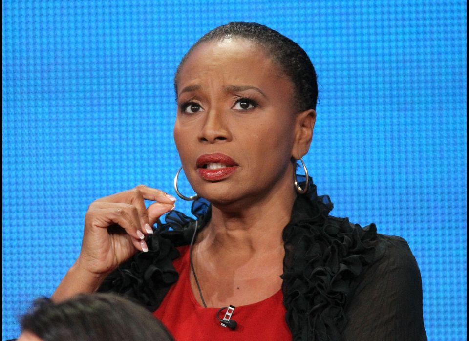 BEVERLY HILLS, CA - AUGUST 01:  Actress Jenifer Lewis speaks during 'The Playboy Club ' panel during the NBC Universal portio