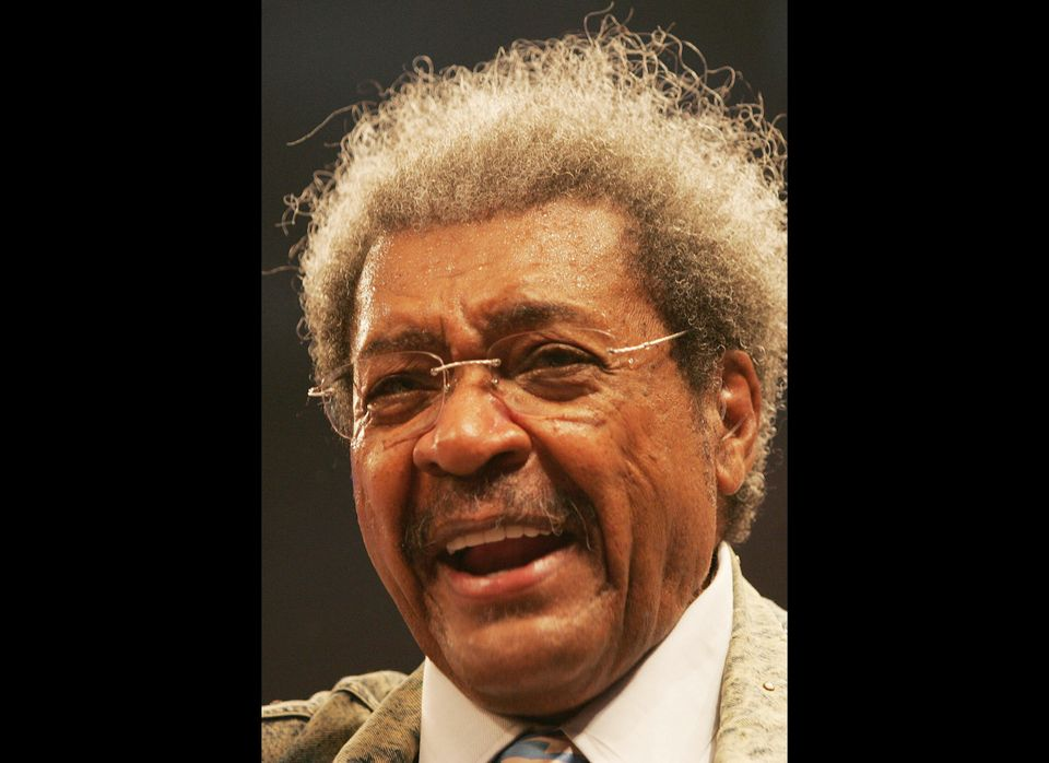 "Don King has consistently supported Republican candidates. In 2005 he told New York Magazine: ""George Walker Bush--he's tough"
