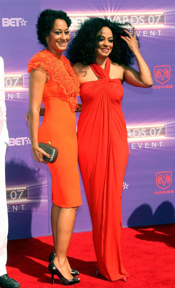 Tracee Ellis Ross Diana Ross Daughter Talks Hair And Beauty Tips