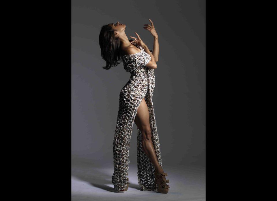 Photographer, George Chinsee Fashion stylist, Aisha Rae Hair and makeup artist, Kori-Morgan Hill