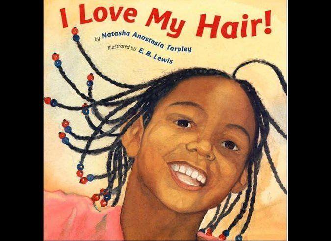I Love My Hair by Natasha Anastasia Tarpley