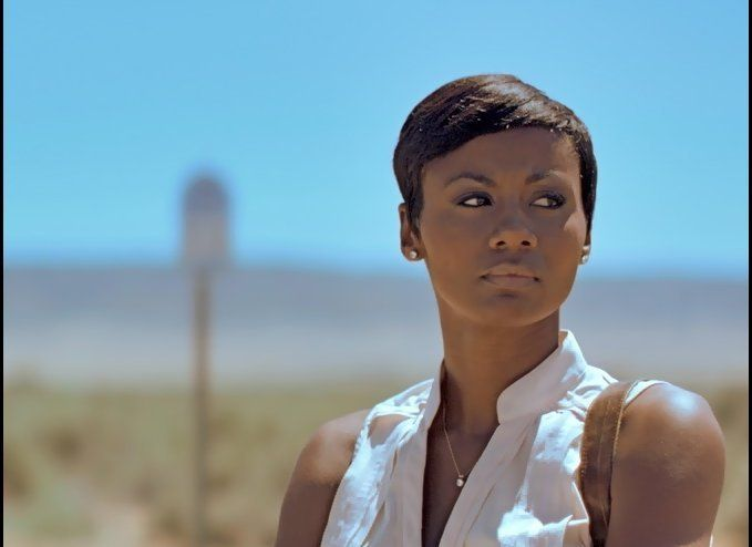 Actress Emayatzy Corinealdi (<em>Young and the Restless</em>) stars as Ruby, a young woman torn between to lovers.