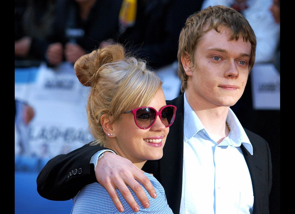 "Alfie Allen, the ""Game of Thrones"" actor, is the brother of pop star Lily Allen. Not that he's typecast or anything -- Alfie"