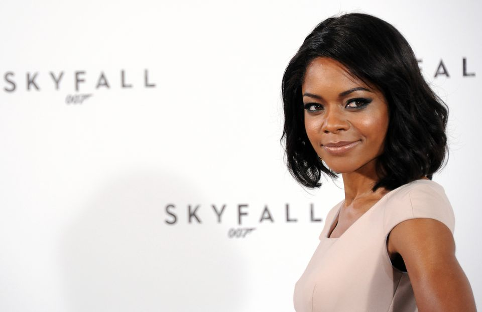 LONDON, UNITED KINGDOM - NOVEMBER 03: Naomie Harris attends a photocall with cast and filmmakers to mark the start of product