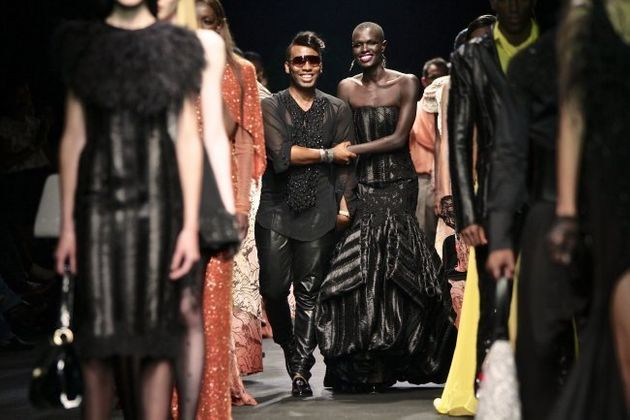David Tlale Clothing Designer Talks African Fashion And His New Collection Photos Huffpost