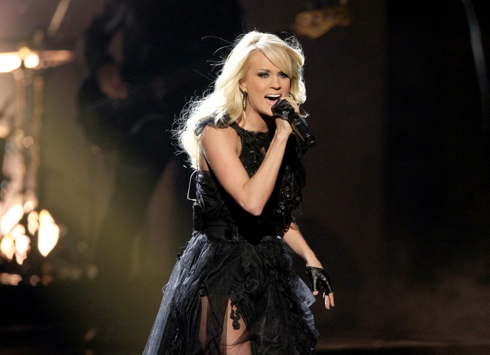 """Country Solo Performance - """"Blown Away"""" Best Country Song - """"Blown Away"""""""