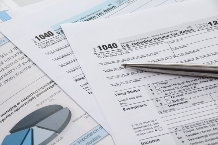 1040 Individual Income Tax Form