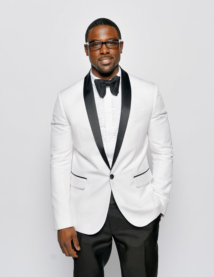 LOS ANGELES, CA - FEBRUARY 01:  Actor Lance Gross poses for a portrait during the 44th NAACP Image Awards at The Shrine Audit