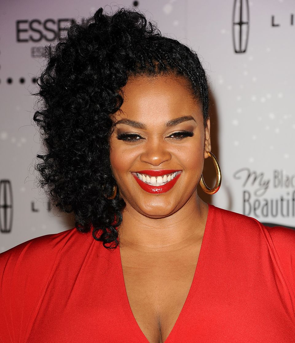 WEST HOLLYWOOD, CA - FEBRUARY 06: Singer Jill Scott attends the 4th annual ESSENCE Black Women In Music event at Greystone Ma