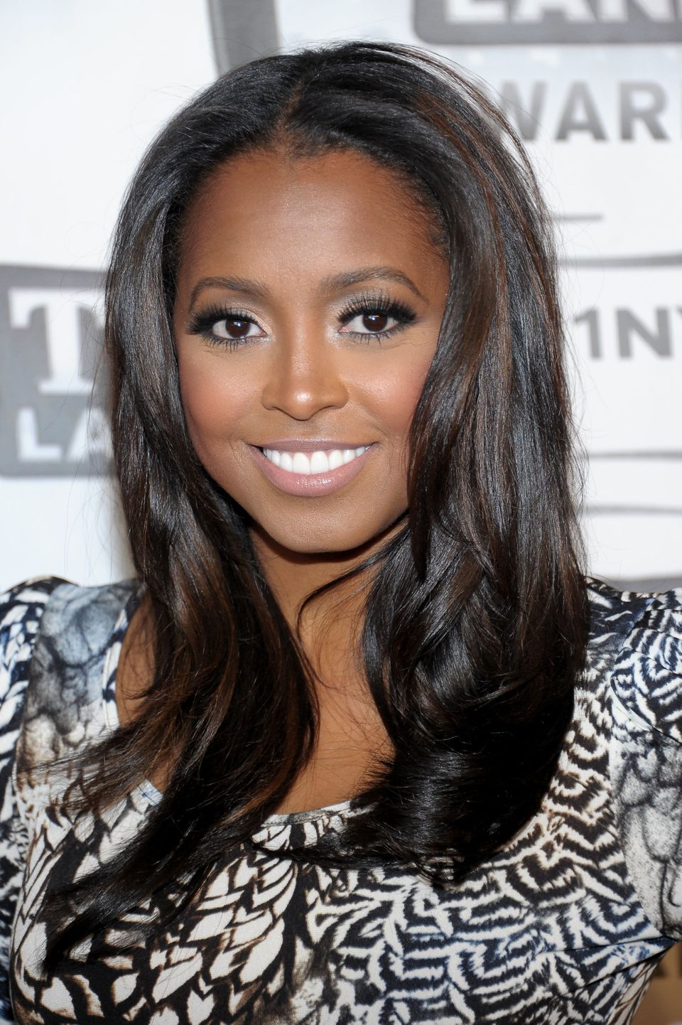 NEW YORK, NY - APRIL 10: Actress Keshia Knight Pulliam attends the 9th Annual TV Land Awards at the Javits Center on April 10