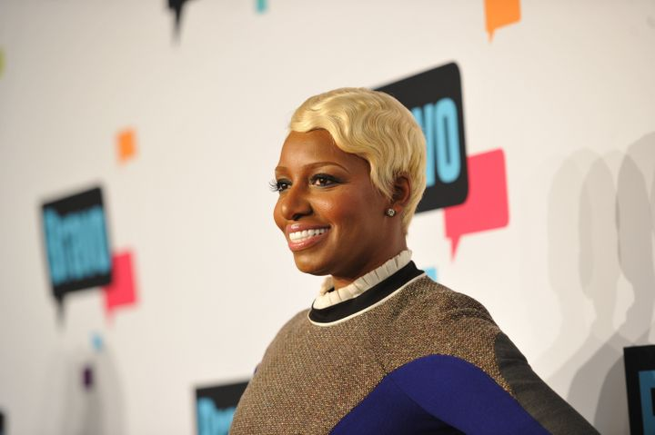 BRAVO EVENTS -- 'Bravo Upfront 2013, Wednesday April 3rd at Stage 37 in New York City' -- Pictured: NeNe Leakes -- (Photo by: