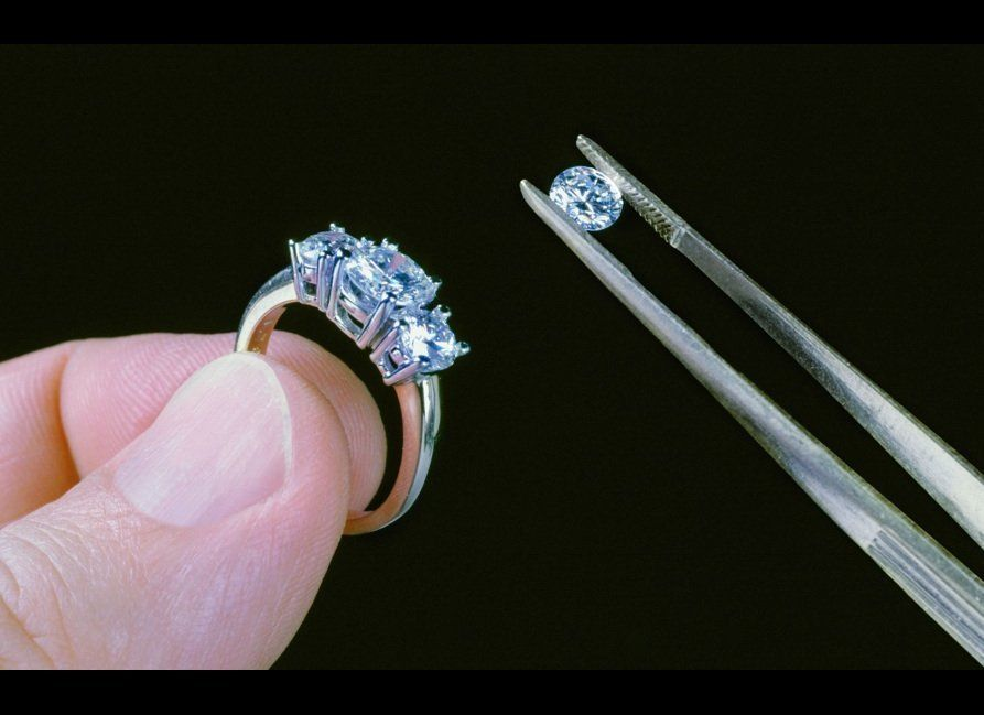 The pan-European company Algordanza will convert the ashes of dead loved ones into fake diamonds for a few thousand dollars.