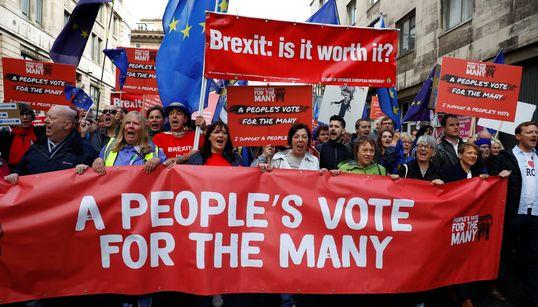 영국 브렉시트 2차 국민투표 가능성은 얼마나