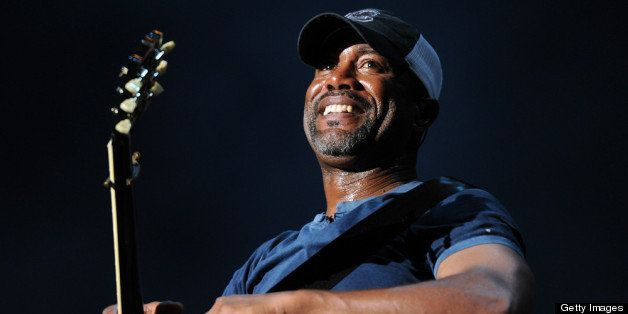 INDIO, CA - APRIL 28:  Musician Darius Rucker performs onstage during 2013 Stagecoach: California's Country Music Festival he