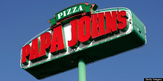 Papa John's in 1505 E. Evans Ave, Denver. A bankruptcy filing by a Papa John's Pizza franchisee on Tuesday has stalled payche