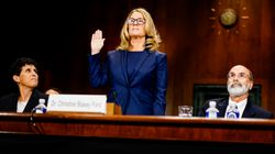 Blasey Ford's Hearing Is A Stark Reminder Of How The Justice System Treats