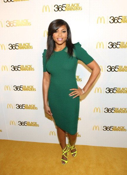 NEW ORLEANS, LA - JULY 06: Actress Taraji P. Henson attends the 2013 365 Black Awards at the Ernest N. Morial Convention Cent