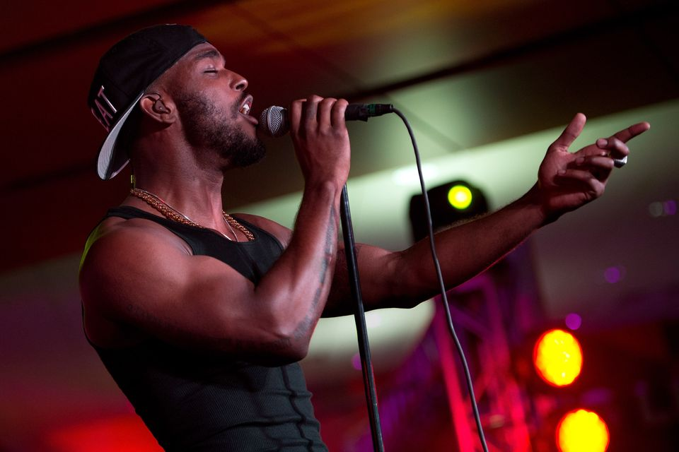 Luke James performs during the 2013 Essence Festival at the Mercedes-Benz Superdome on July 7, 2013 in New Orleans, Louisiana