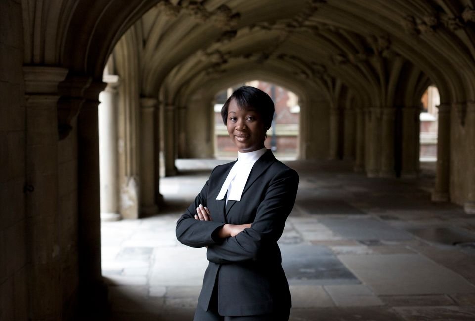 Gabrielle Turnquest passed the bar exam in England at the age of 18.