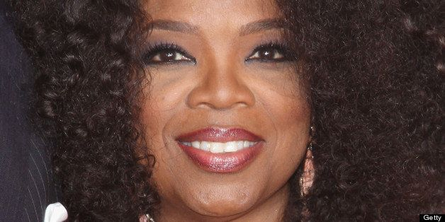 NEW YORK, NY - AUGUST 05: Oprah Winfrey attends Lee Daniels' 'The Butler' New York Premiere at Ziegfeld Theater on August 5,