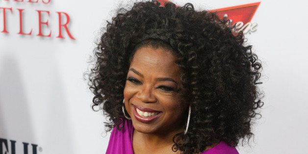 LOS ANGELES, CA - AUGUST 12:  Oprah Winfrey attends LEE DANIELS' THE BUTLER Los Angeles premiere, hosted by TWC, Budweiser an