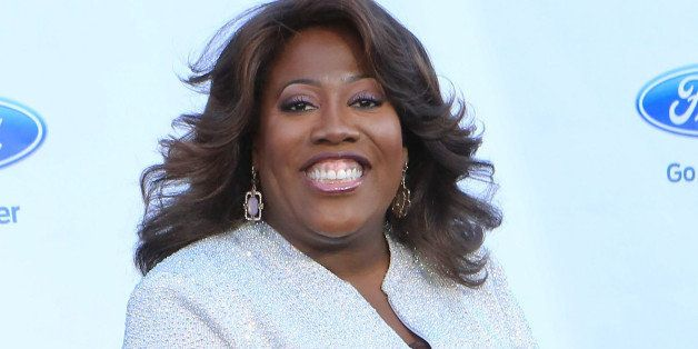 LAS VEGAS, NV - AUGUST 10:  Televison personality and comedian Sheryl Underwood arrives at the 11th annual Ford Neighborhood