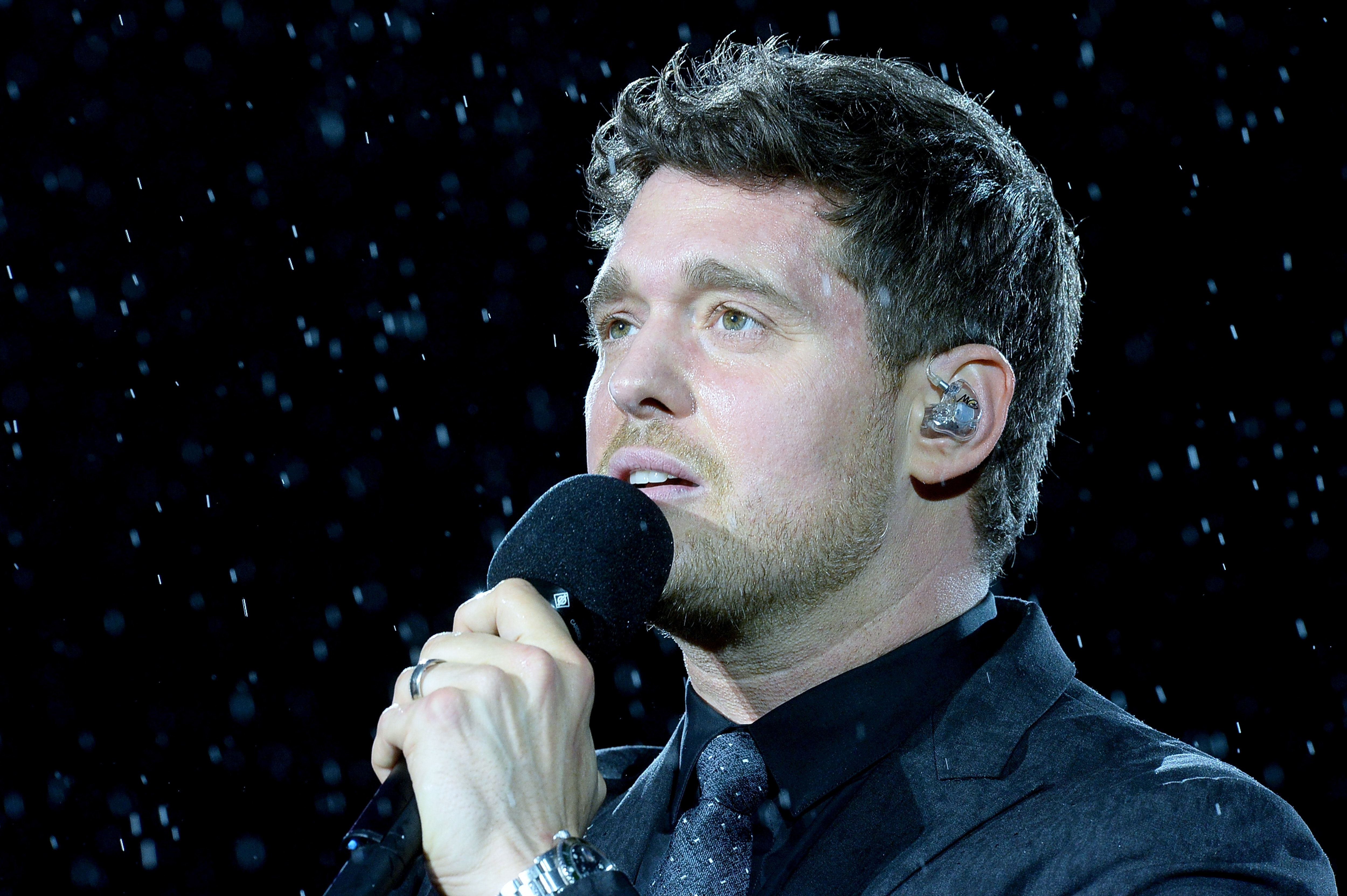 Michael Bublé Admits He 'Didn't Anticipate Returning To Music' After Son's Cancer