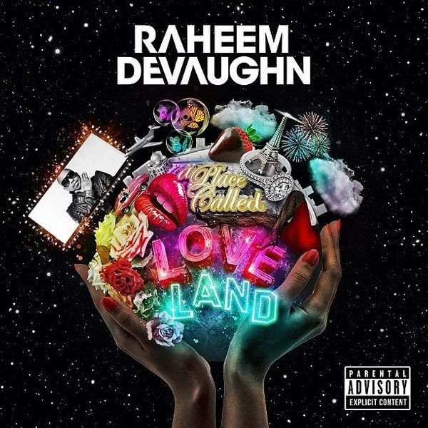 """One of the things that I've been vibing to this week is Raheem DeVaughn's new album, <a href=""""https://itunes.apple.com/us/alb"""