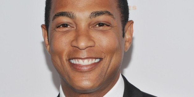 NEW YORK, NY - JUNE 27:  TV personality Don Lemon attends Trevor Live: An Evening Benefiting the Trevor Project at Capitale o