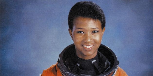 UNITED STATES  :  Dr Mae C Jemison was born in 1956 in Decatur, Alabama. She received a Bachelor in Chemical Engineering (and