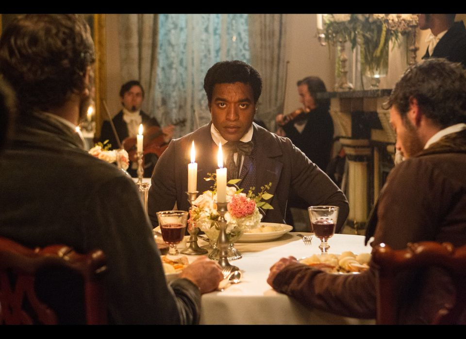 Chiwetel Ejiofor plays Solomon Northup, a free New York Black man who was hoodwinked and sold into slavery in Washington D.C.