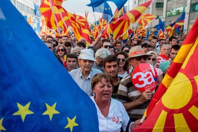 Το Δημοψήφισμα στα Σκόπια και η εθνικά επιζήμια Συμφωνία των