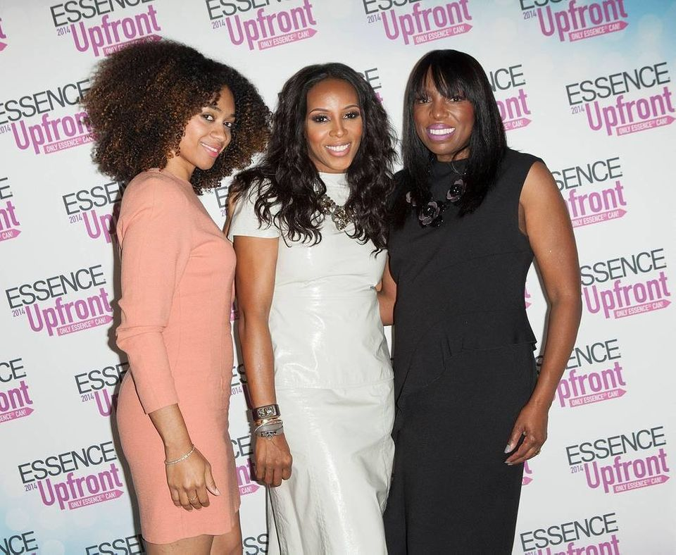 Essence.com Fashion Editor Celia Smith, celebrity stylist June Ambrose and ESSENCE Editor-at-Large Mikki Taylor   (Photo Cred