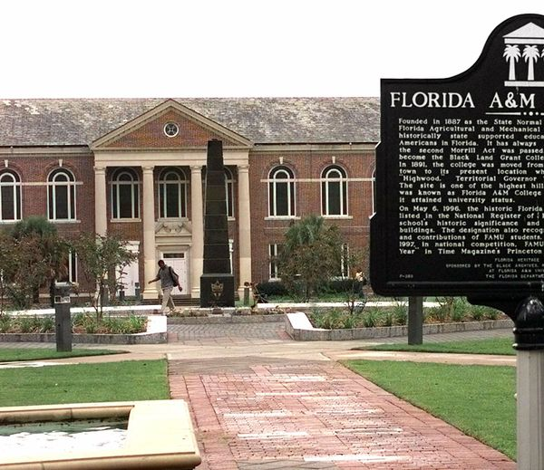 "Established in 1887, <a href=""http://www.thefamuanonline.com/news/students-ignore-history-1.2708588#.UpY1zmSc6hM"" target=""_bl"