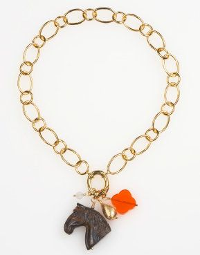 Fashion and function frolic fabulously in KZK Jewelry's collection. Simply attach and de-attach any combination of the compan