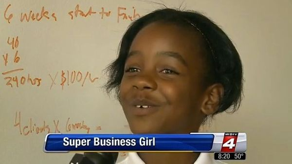 "10-year-old <a href=""http://www.huffingtonpost.com/2013/09/17/detroits-youngest-entrepreneur-asia-newson_n_3942958.html"" targ"