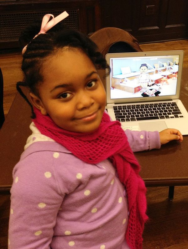 "7-year-old, <a href=""http://www.huffingtonpost.com/2013/02/04/zora-ball_n_2586140.html"" target=""_blank"">Zora Ball</a> is the"