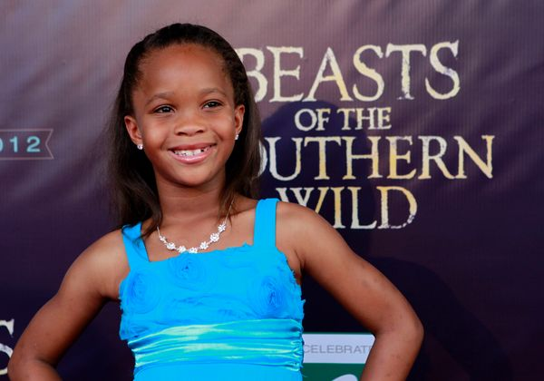 "10-year-old Quvenzhané Wallis <a href=""http://www.huffingtonpost.com/2013/01/10/quvenzhane-wallis-oscars-best-actress_n_24468"